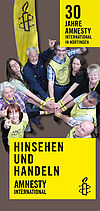 30 Jahre Amnesty International